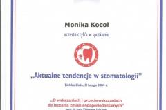 Certyfikat 21.02.2004