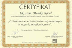 Certyfikat 23-24.06.2006