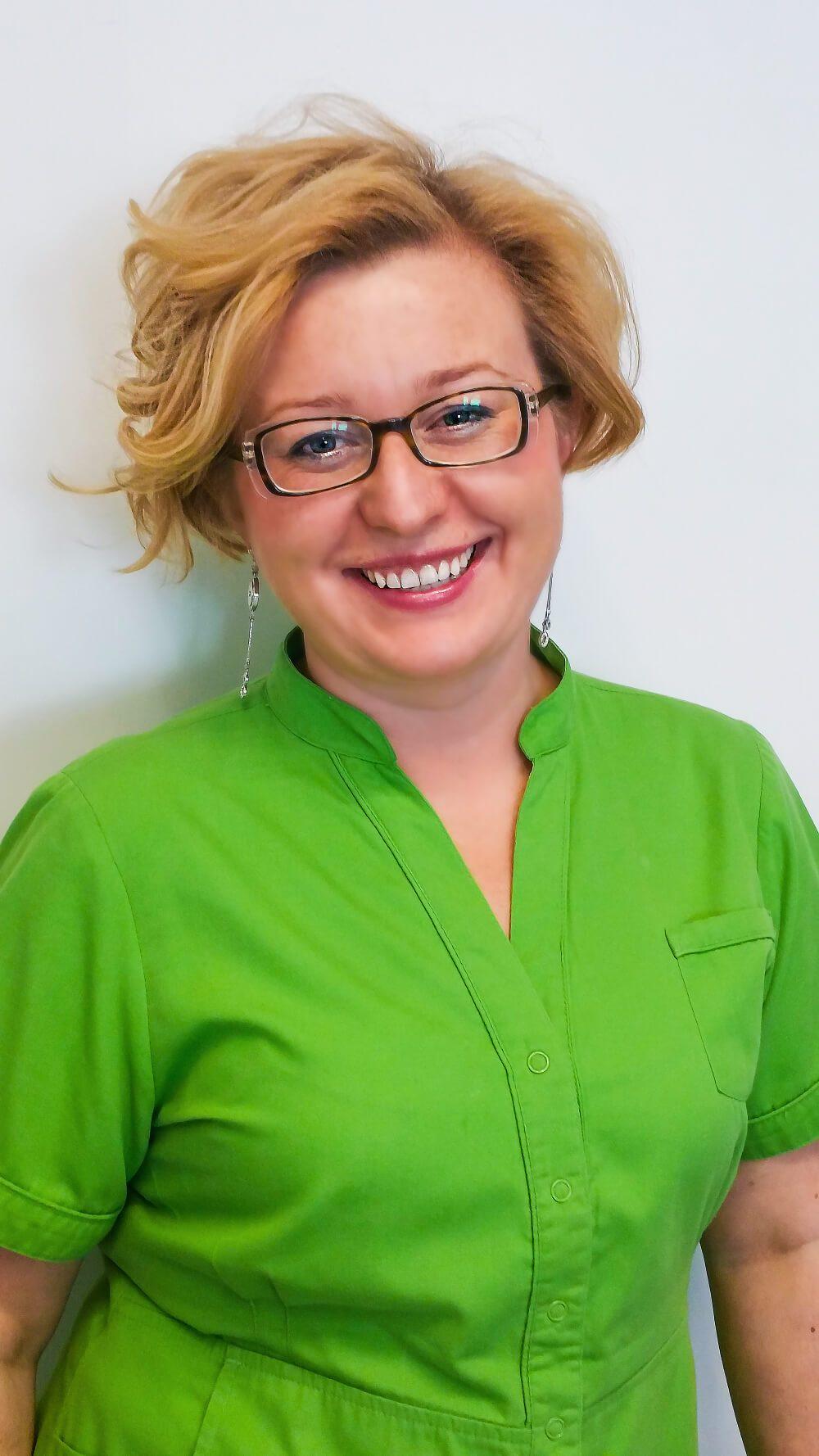 Mrs. Monika Kocol-Chudzia